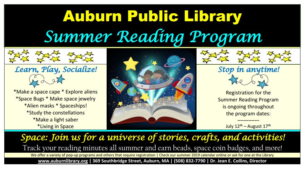 Auburn Public Library - Auburn, Massachusetts